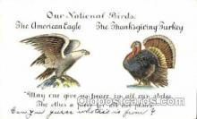 hol060028 - Thanksgiving Postcard Postcards