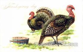 hol060039 - Thanksgiving Postcard Postcards