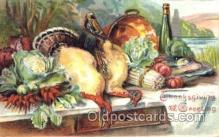 hol060046 - Thanksgiving Postcard Postcards