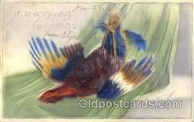 hol060049 - Thanksgiving Postcard Postcards