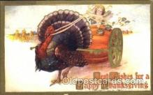 hol060054 - Thanksgiving Postcard Postcards