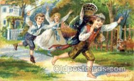 hol060062 - Thanksgiving Postcard Postcards