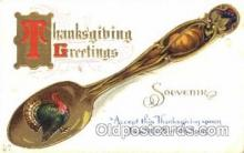 hol060068 - Thanksgiving Postcard Postcards