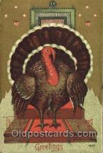 hol060072 - Thanksgiving Postcard Postcards