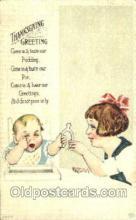 hol060086 - Thanksgiving Postcard Postcards