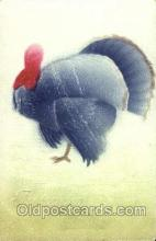 hol060089 - Thanksgiving Postcard Postcards
