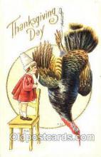 hol060092 - Thanksgiving Postcard Postcards