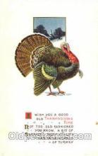hol060093 - Thanksgiving Postcard Postcards