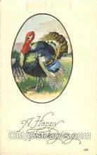 hol060096 - Thanksgiving Postcard Postcards