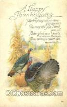 hol060101 - Thanksgiving Postcard Postcards