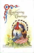 hol060110 - Thanksgiving Postcard Postcards