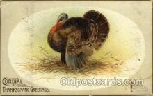 hol060131 - Artist Ellen Clapsaddle, Thanksgiving Postcard Post Cards