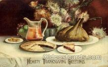 hol060135 - Artist Ellen Clapsaddle, Thanksgiving Postcard Post Cards