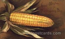 hol060176 - Artist Ellen Clapsaddle, Thanksgiving Postcard Post Cards