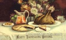 hol060181 - Artist Ellen Clapsaddle, Thanksgiving Postcard Post Cards