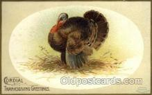 hol060216 - Artist Ellen Clapsaddle, Thanksgiving Postcard Post Cards