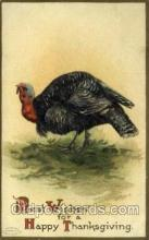 hol060251 - Artist Ellen Clapsaddle, Thanksgiving Postcard Post Cards