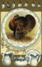 hol060279 - Artist Ellen Clapsaddle, Thanksgiving Postcards Post Card