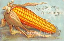hol061204 - Thanksgiving Old Vintage Antique Postcard Post Card