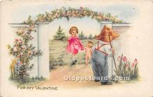 hol061328 - Thanksgiving Old Vintage Antique Postcard Post Card