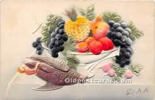 hol061330 - Thanksgiving Old Vintage Antique Postcard Post Card