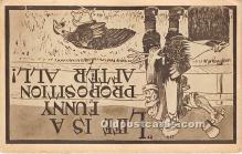 hol061332 - Thanksgiving Old Vintage Antique Postcard Post Card