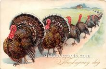 hol061414 - Thanksgiving Old Vintage Antique Postcard Post Card