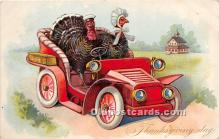 hol061505 - Thanksgiving Old Vintage Antique Postcard Post Card