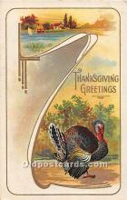 hol061803 - Thanksgiving Old Vintage Antique Postcard Post Card