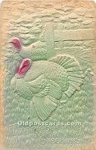 hol061806 - Thanksgiving Old Vintage Antique Postcard Post Card