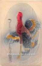 hol062074 - Thanksgiving Old Vintage Antique Postcard Post Card