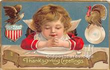 hol063003 - Thanksgiving Greeting Postcard