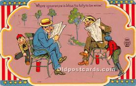 hol063007 - Forth of July Postcard