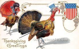 hol063021 - Thanksgiving Greeting Postcard
