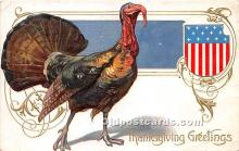 hol063029 - Thanksgiving Greeting Postcard