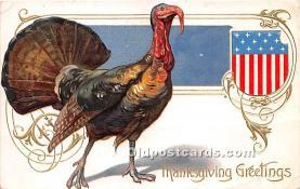 hol063029 - Thanksgiving Greeting Postcard