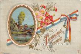 hol063035 - Thanksgiving Greeting Postcard