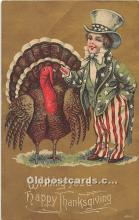 hol063037 - Thanksgiving Greeting Postcard