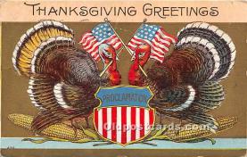 hol063047 - Thanksgiving Greeting Postcard