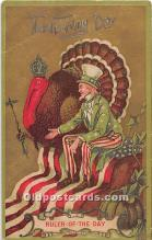 hol063059 - Thanksgiving Greeting Postcard