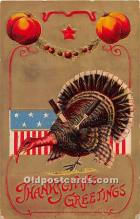 hol063074 - Thanksgiving Greeting Postcard