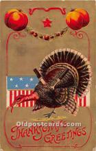 hol063074 - Thanksgiving Greeting Postcard