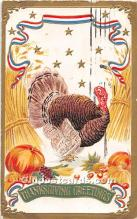 hol063079 - Thanksgiving Greeting Postcard