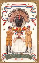 hol063084 - Thanksgiving Greeting Postcard