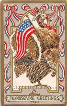 hol063087 - Thanksgiving Greeting Postcard