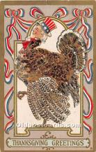 hol063089 - Thanksgiving Greeting Postcard