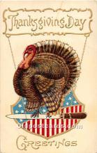 hol063099 - Thanksgiving Greeting Postcard