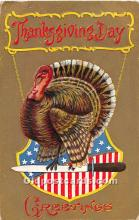 hol063101 - Thanksgiving Greeting Postcard