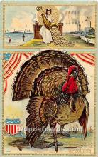 hol063109 - Thanksgiving Greeting Postcard