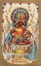 hol063114 - Thanksgiving Greeting Postcard